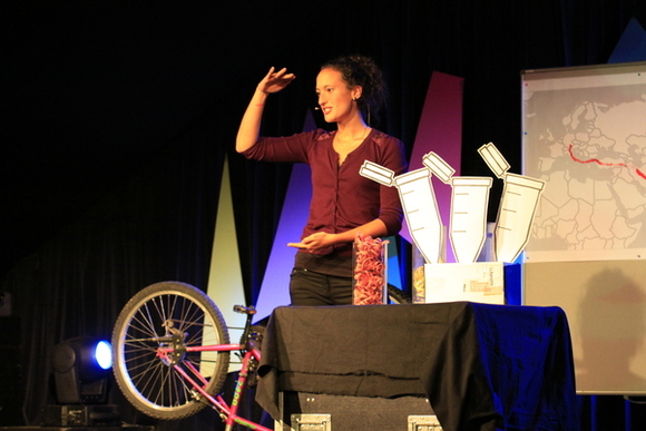 Science Slam on Tour 10.03.12